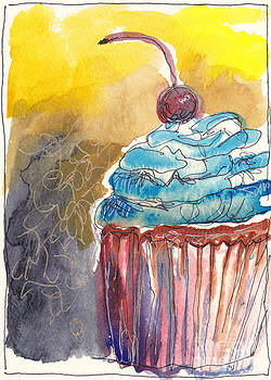 Cupcake 1 by Michele Hollister - for Nancy Asbell