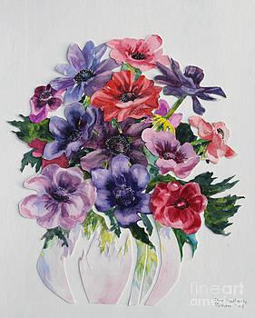 Cut Flowers by Joan Putnam