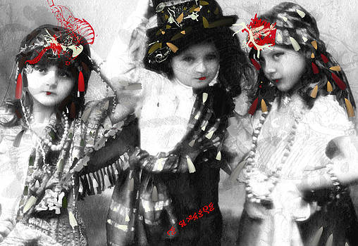 Cutes... by Velitchka Sander