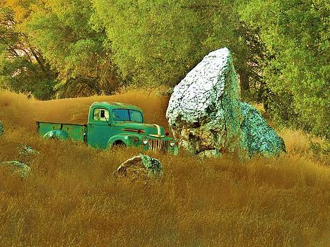 Daddy's Truck by Helen Carson