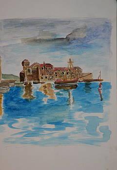 Dalmatia-croatia by Mladen Kandic