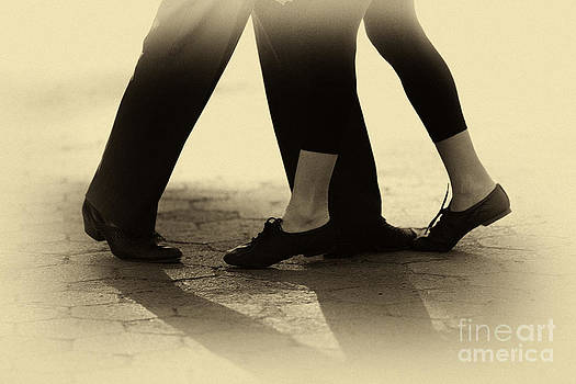 Dance Practice by Leslie Leda