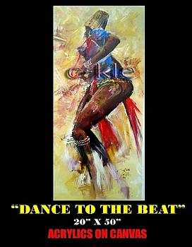 Dance To The Beat by Clement Martey