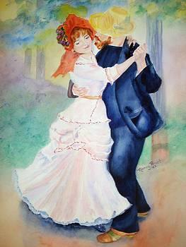 Dancers by Nancy Pratt