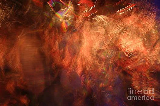 Dancing CD's by James Thomas