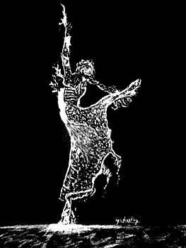 Dancing Droplets by Rocky Malhotra