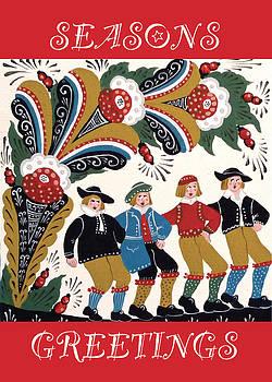 Leif Sodergren - Dancing Men