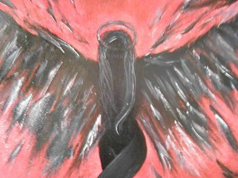 Dark Angel by Mary DeLawder