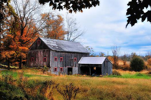 Thomas Schoeller - Davenport Farm - Connecticut Scenic