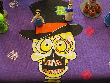 Alfred Ng - day of the dead