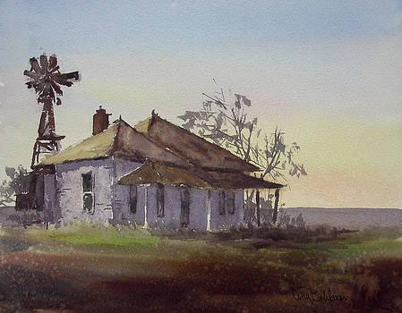 Daybreak by Tina Bohlman