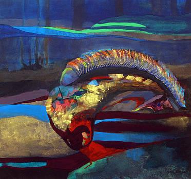 Dead Fish by Maryam Salamat