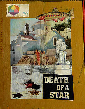Death Of A Star by Adam Kissel