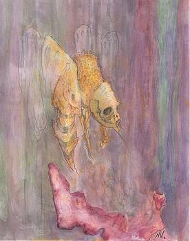 Death Wasp  by Nicholas Vermes