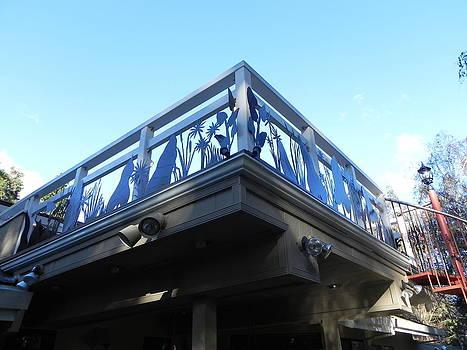 Deck railing 2 by Steve Mudge
