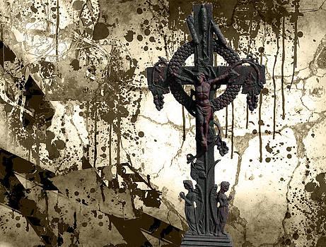 Deep Christ by Francis Erevan