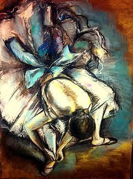 Degas Ballerina by Nina