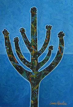 Desert Blue by Lance Headlee