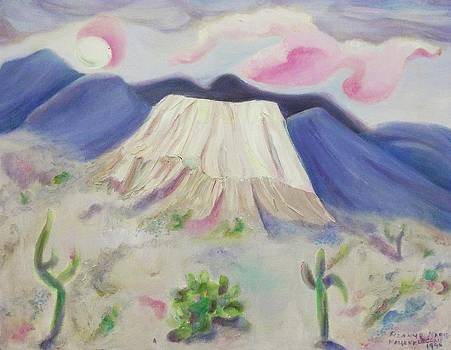 Suzanne  Marie Leclair - Desert Cactus Pink and Purple