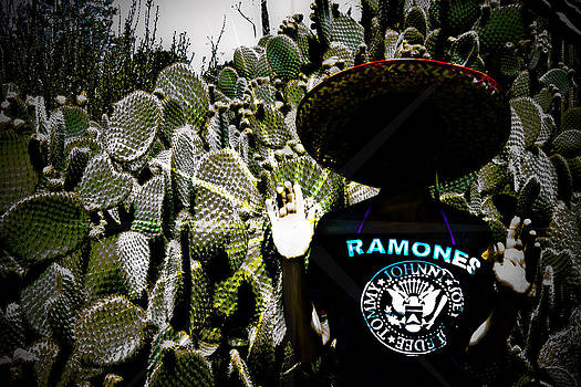 Desert Savior by Louie Villa