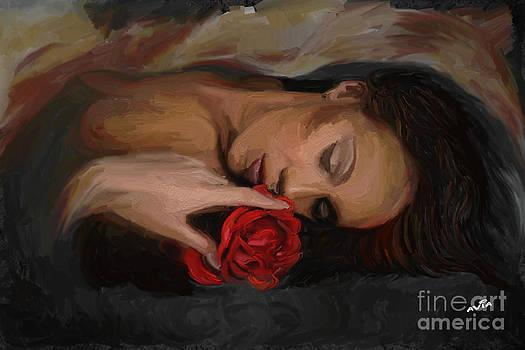 Desire by Astrid Van Loopik
