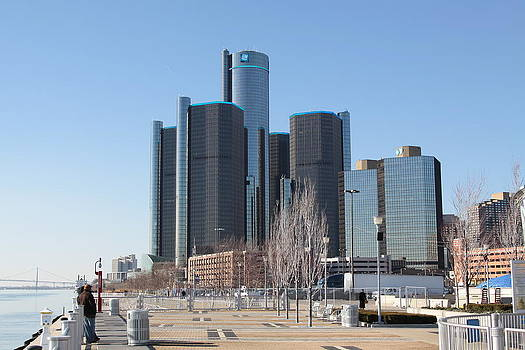 Jim Vansant - Detroit Renaissance Center
