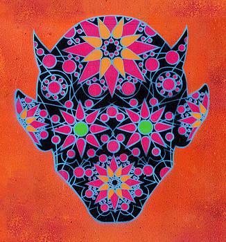 Devil Inside My Outline by Marco Machatschke