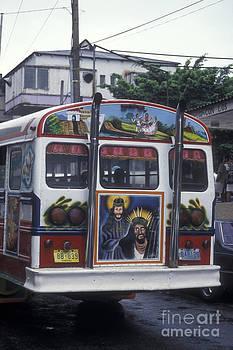 John  Mitchell - DIABLO ROJO BUS Panama City