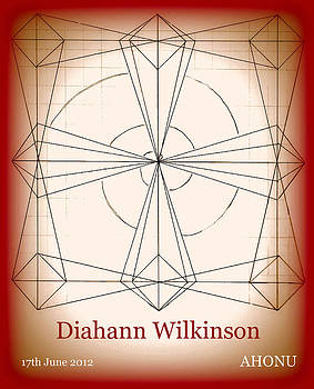 Diahann Wilkinson by Ahonu