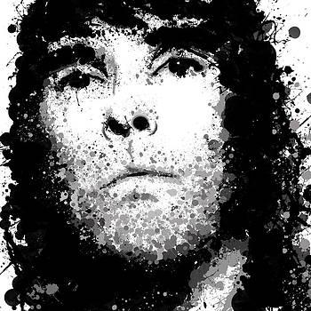 Digital Splat - Ian Brown by Six Artist