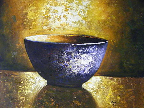Diner Bowl by Amy West