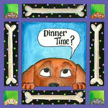 Dinner Time by Pamela  Corwin
