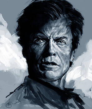 Dirty Harry  - Clint Eastwood  by Kiran Kumar