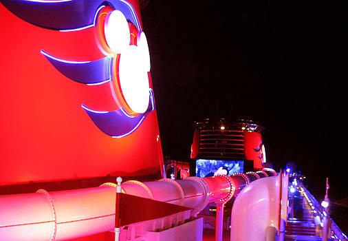Disney Cruise by Monica Lahr