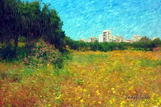 DO-00479 Bois Des Pins - Impressionist by Digital Oil