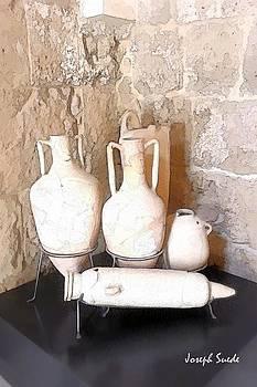 DO-00484 Old Jars by Digital Oil
