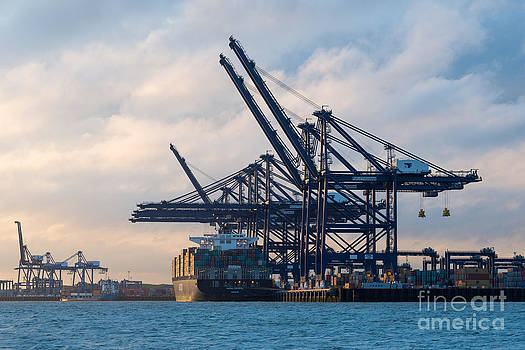 Docks by Andrew  Michael