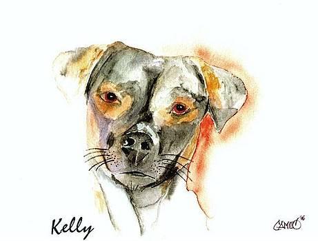 Dog Kelly by Milo Marx