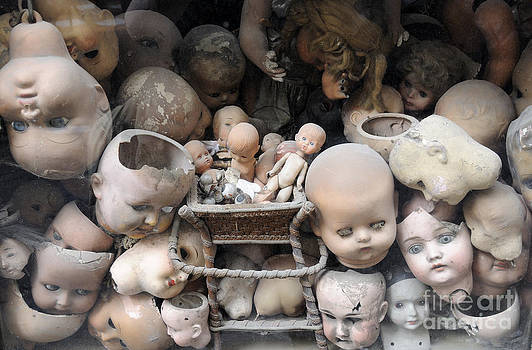 Doll Parts by Ed Rooney