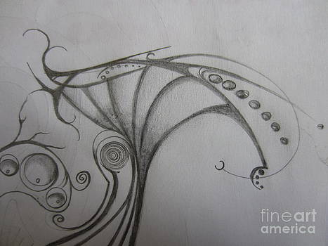 Doodle Fantasy by Shana Blake