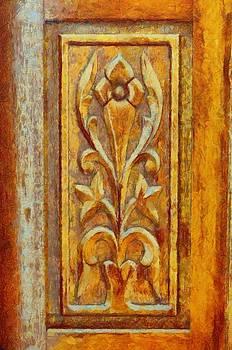 Door Carving by Balram Panikkaserry