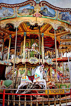Double Decker Carousel by Eye Shutter To Think