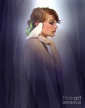 Dove Girl by Robert Foster