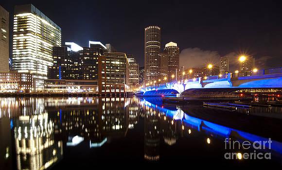 Downtown Boston by Darwin Lopez