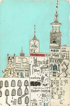 Downtown by Nayoun Kim
