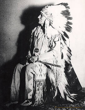 Dr. Charles Eastman from Quest for the Pipe of the Sioux by Wilbur A Riegert