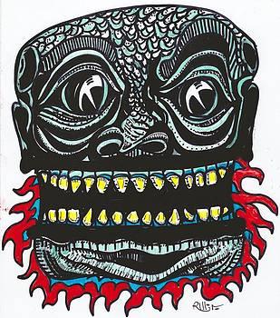 Dragon Breath by Robert Wolverton Jr