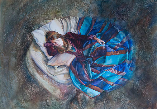 Dreaming Girl by Gilly Marklew