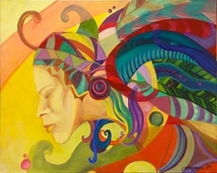 Dreaming Queen by Gonca Yengin