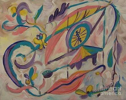 Dreams of Spring by Suzanne  Marie Leclair